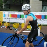 DTU Triathlon Cup in Düsseldorf